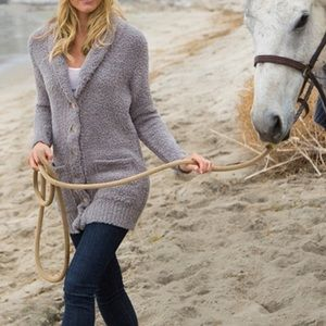 Barefoot Dreams Relaxed Fit CozyChic Cardigan